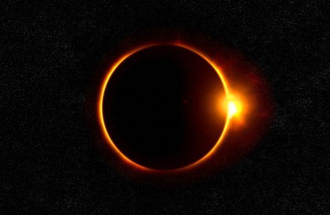 efecto de los eclipses